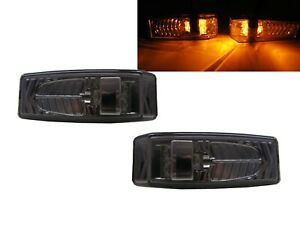 SL-CLASS R129 89-02 Roadster 2D LED Side Marker Light Smoke for Mercedes-Benz