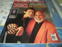 DERNIERE HEURE CELINE DION ON COVER AUGUST 1994