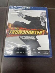 The Transporter Blu-ray NEW factory sealed Jason Statham
