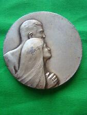 """médaille bronze argenté """"mairie d'Hyeres"""""""