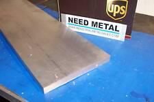 """1"""" x 10"""" x 12""""-Long 6061 T6 Aluminum Flat Bar NEW!"""