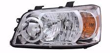 HOLIDAY RAMBLER ALUMA LITE 2012 HEAD FRONT LAMP HEADLIGHT RV - LEFT