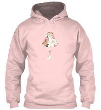 @lamp Floral Design Gildan Hoodie Sweatshirt