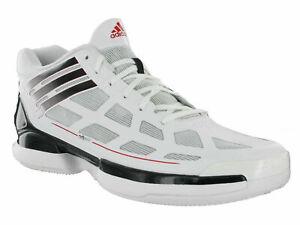 Adidas Adizero Crazy Light Basketball Fitness Sports Trainers Boots Hi-tops