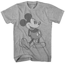 Disney Giant Mickey Mouse Disney World Tee Funny Adult Mens Graphic T-shirt Tee