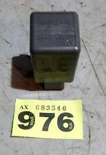 X-Trail T30 2.0 QR20DE Window Breaker Circuit Relay 24330c9900 2000-2007 #976