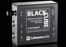 Lehmann Audio Black Cube Statement MM/MC Phono Stage