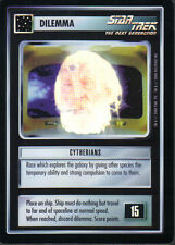 STAR TREK CCG REFLECTIONS SUPER RARE CYTHERIANS