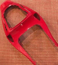 05 06 Honda CBR 600RR Red OEM Rear Fairing Tail Cover Seat Cowl 2005-2006