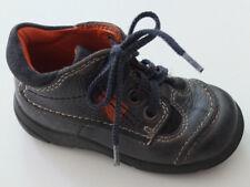 ecco coole Leder Boots Gr. 22 TOP Halb Schuhe
