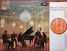 LXT 5433 – Shubert – The Trout Quintet – Curzon – Vienna Octet NM