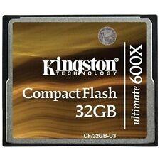 Kingston 32GB CompactFlash I Speicherkarte