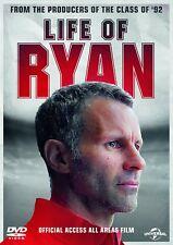 Life Of Ryan (Giggs) (Manchester United) Region 4 New DVD