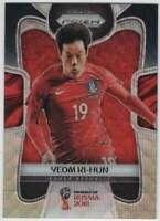 2018 Panini Prizm World Cup Soccer Black and Gold Wave Prizm #194 Yeom Ki-hun