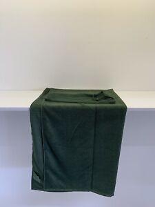 Towel Microfibre Fleece Large Olive With Stuff Bag
