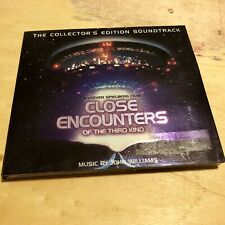 Close Encounters of the Third Kind Collectors Edition Soundtrack Cd - 1998