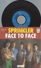 "7""  Sprinkler  – Face To Face"