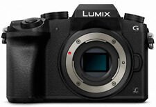Panasonic Mirrorless Interchangeable Lens Digital Cameras