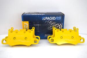 Pagid RSL1 Brake Pads Porsche 911 Turbo/GT3 E4925-RSL1