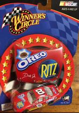 2002 Dale Earnhardt Jr. #8 Oreo/Ritz Chevy Monte Carlo 1/64 Winners Circle Hood
