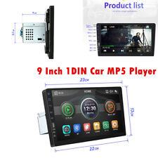 1DIN Bluetooth Car Stereo Audio In-Dash FM Aux Input USB MP3 Radio Player 9