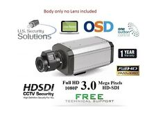 "WDR HD-SDI 1080P 1/3"" 3MP Panasonic Progressive Scan 2800TVL True Digital 1080P"