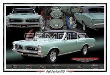 1966 Pontiac GTO Poster Print