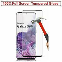 Clear case + tempered glass Samsung Galaxy S20 S20 Plus Ultra S10 s10 plus s9 s8