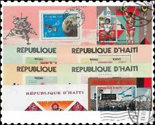 More details for haiti miniature sheets : 10 different collection