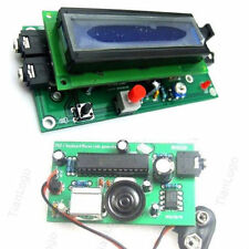 CW Decoder Morse Code Reader + CW Signal Generator /PS2 keyboard/Ham Radio