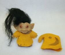 Vintage Pointy Ear Wizard Troll Doll