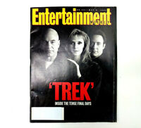 Entertainment Weekly Magazine #221 Star Trek The Next Generation 1994