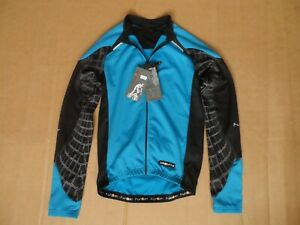 Mens Funkier Long Sleeve LS Thermal Cycling Top Size Small S