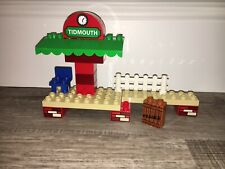 LEGO Duplo Tidmouth Train Station Thomas The Tank Engine Friends Tracks