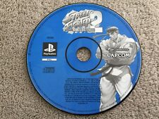 Street Fighter Collection 2 for PlayStation PS1 PSX PAL
