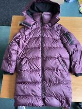 Burberry Girls long winter coat - size 8