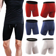 Lycra Pro Base Layer Active Compression Cycle Shorts Under Skins S M L XL UK POS