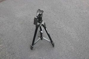 "Sunpak 61"" Ultra 6000PG Camera Black Tripod with Head"