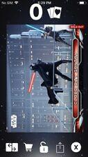 Topps Star Wars Digital Card Trader Galactic Files Locations Gantry Insert Award