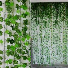 NUEVO Artificial Hiedra Guirnalda Plantas Hojas de vid imitación Follaje CIRRUS