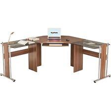 Large Corner Office Computer Workstation & Reception Desk Piranha FRIGATE PC 42w