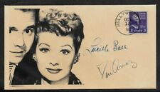 I Love Lucy Lucille Ball Collector Envelope Original Period 1950s Stamp OP1174