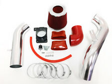 RED For 2000-2005 Mitsubishi Eclipse 2.4L L4 3.0L V6 Cold Air Intake System Kit