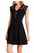 bcbgeneration Black Lace Dress Size 0
