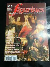 Revue Magazine Figurines Tradition Actualité Technique n° 5 AOUT SEPTEMBRE 1995