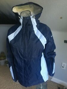 COLUMBIA OMNI-TECH WATERPROOF•BREATHABLE Womens Jacket Size M