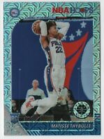2019/20 NBA Hoops Premium Stock Matisse Thybulle Mojo Prizm RC #239 - FREE SHIP