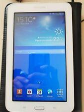 Tablette Samsung Galaxy Tab 3 lite  -  7''  -  8Go  -  Android