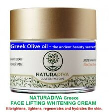 Naturadiva Greek Olive oil Anti-Wrinkle Eye Cream anti-puffiness & dark circles
