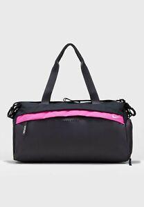 Nike RADIATE Training Club Duffle Bag 25L - BlackPink - Gym Bag - CW5915 011